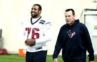 2013 Texans Training Camp -- July 26 to Aug. 15