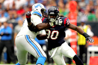 Texans vs. Lions -- Oct. 30