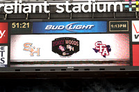 """The Battle Of The Piney Woods"" -- SFA vs. Sam Houston St. -- Oct. 8"